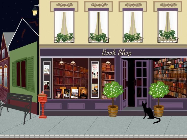 bookstore-1129183_1920